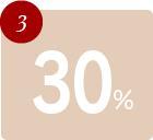 定価の30%以上